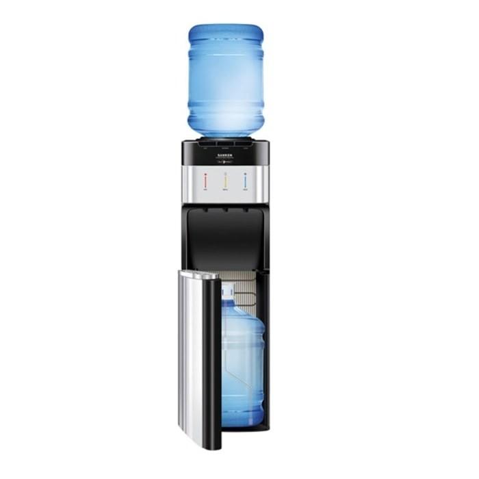Sanken HWD-Z96 Dispenser Air Duo Galon - Hitam