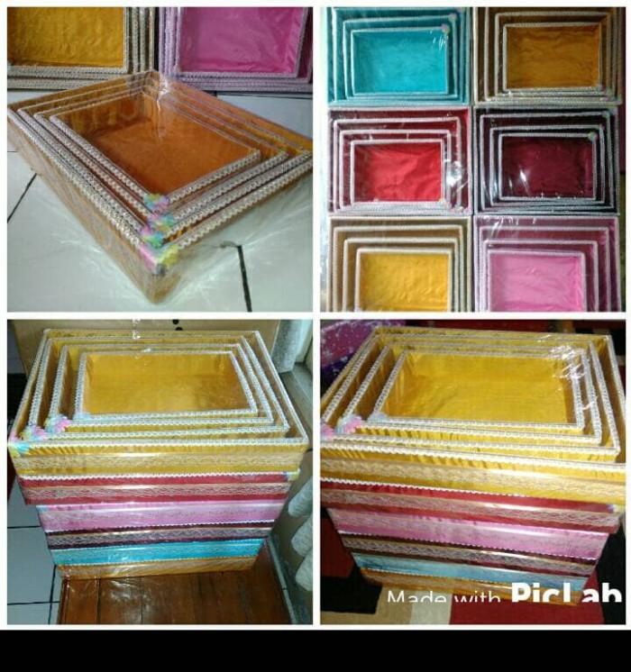 Foto Produk Kotak Seserahan pernikahan, box seserahan murah, box hantaran dari azizahsouvenirjakarta