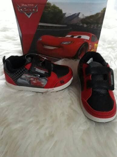 harga Sepatu anak laki-laki : original sneakers disney cars red Tokopedia.com