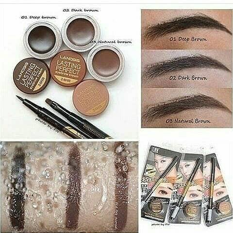harga Landbis eyebrow / eyeliner gel / eye brow / eye liner waterproof Tokopedia.com