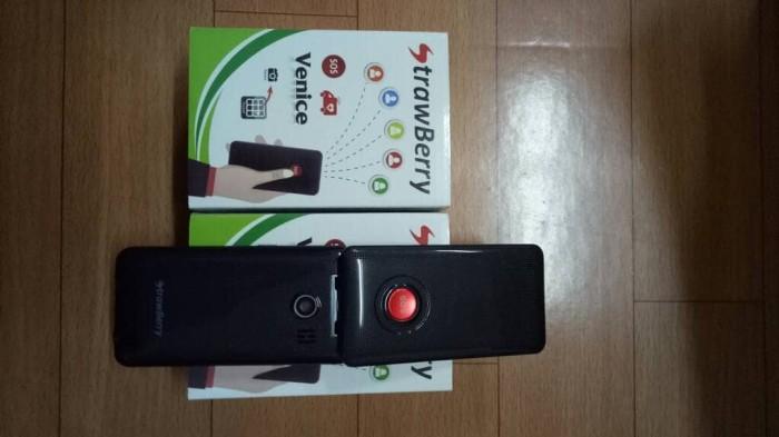 harga Hp handphone strawberry st77 st 77 venice sos hp flip Tokopedia.com