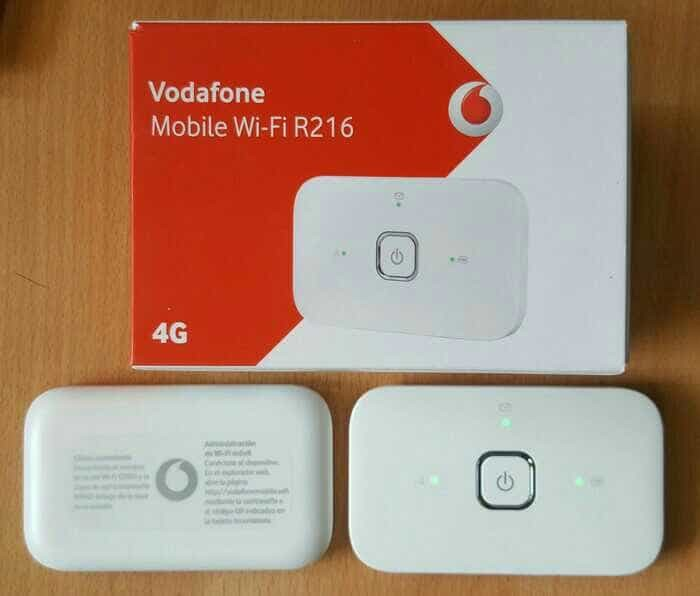 Cara Setting Modem Vodafone 4g - Picture Vodafone and Foto