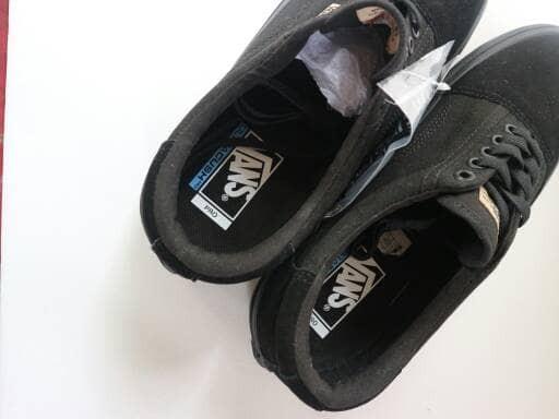 f589d8f21e3 Jual Vans rowley solos pro black - Diga sneakers