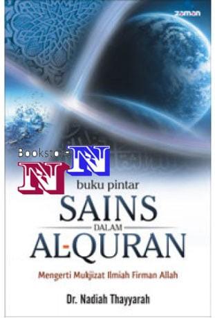 Jual Buku Pintar Sains Dalam Al Quran By Nadiah Thayyarah Kota Bandung Nn Bookstore Tokopedia