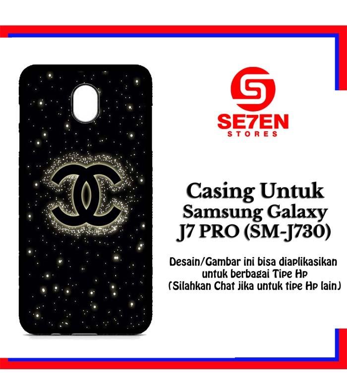 harga Casing samsung j7 pro sm j730 chanel logo custom hard case cover Tokopedia.com