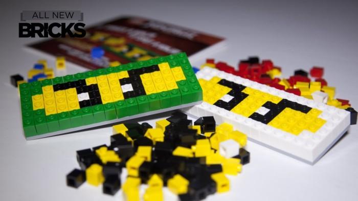 Jual Lego Ninjago Mask Warna Brown Exclusive Toys R Us Kota