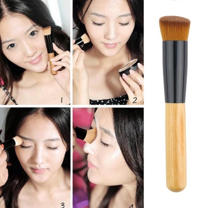 harga Brush kuas makeup make up kosmetik multifungsi face foundation beauty Tokopedia.com