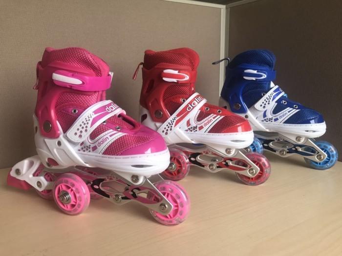 Jual sepatu roda bajaj lampu anak superb inline skate power murah ... 451afc4a00