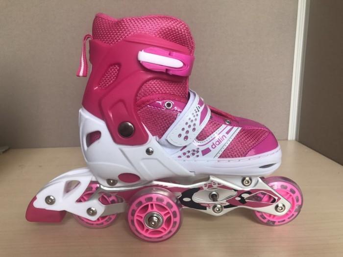 Jual sepatu roda bajaj lampu anak superb inline skate power murah ... 5e1ce5b8dd
