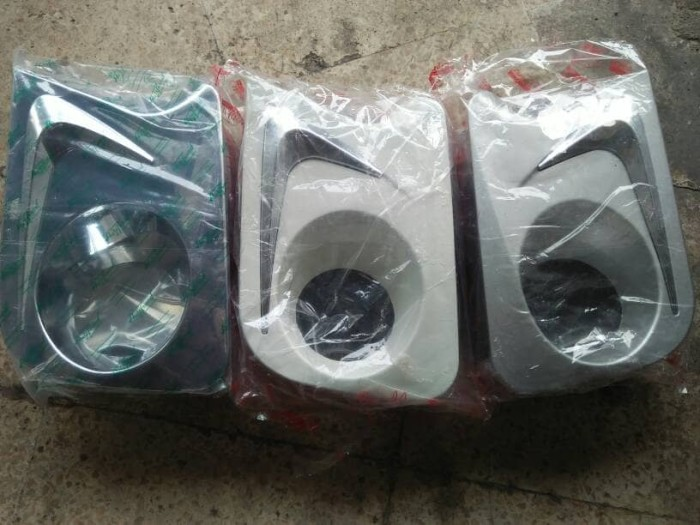 harga Cover Fog Lamp /ring Fog Lamp All New Avanza / Xenia 2012_2013_2014 Tokopedia.com
