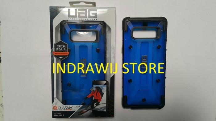harga Original uag plasma series case samsung galaxy note 8 - cobalt blue Tokopedia.com