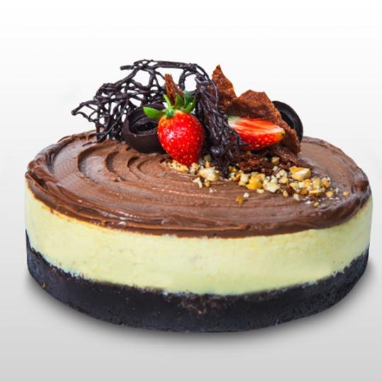 Jual Almoondtree Nutty Nutella Cheesecake 30×30 Harga Promo Terbaru