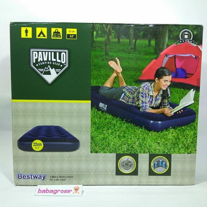 Jual Kasur Angin Bestway Single Pavillo Camping Gear Kota Bandung Tokobandung18 Tokopedia