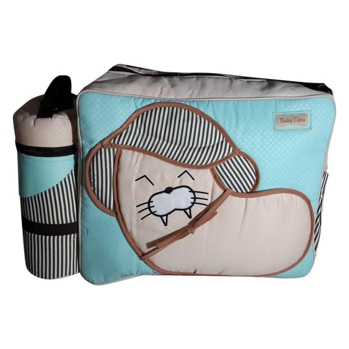 harga Baby care tas bayi ukuran besar + tempat botol susu motif sea lion - b Tokopedia.com