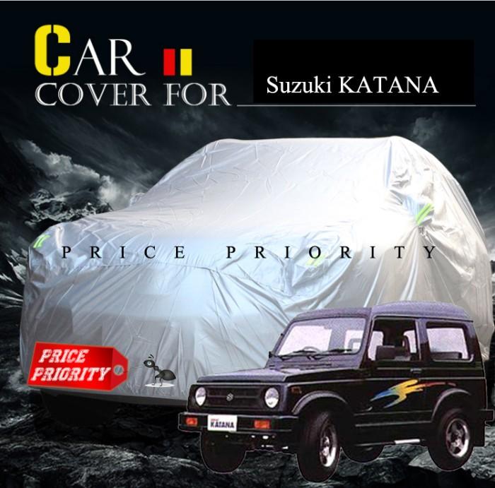 harga Body cover / sarung mobil suzuki jimmy katana waterproof polyesther Tokopedia.com