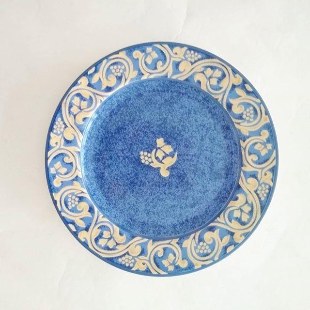 harga Piring makan / hias sango motif pavilion bleu Tokopedia.com