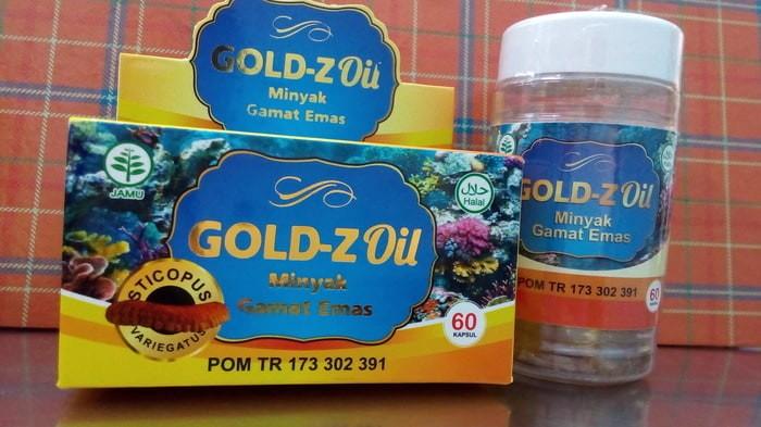 Hasil gambar untuk gamat gold z oil