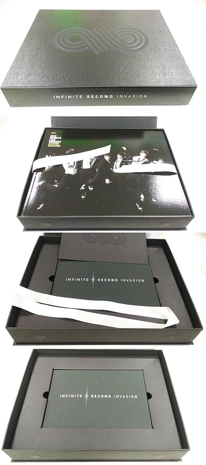 Jual INFINITE Second Invasion 1st Concert Live In Seoul DVD 2012 Kota Bekasi GOT7 Shop