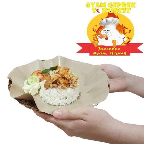 Jual Paket Makanan Ayam Geprek Kacang Bumbu Kacang Jakarta