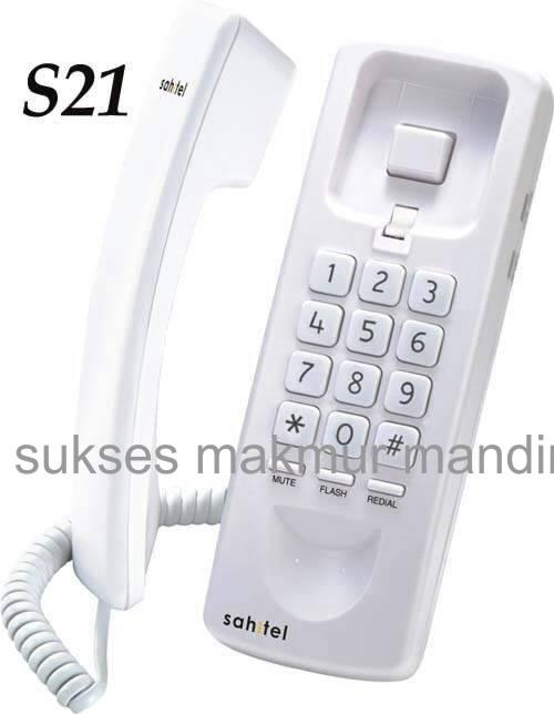 harga Telepon kabel/ telepon rumah / telepon kantor sahitel s21 Tokopedia.com
