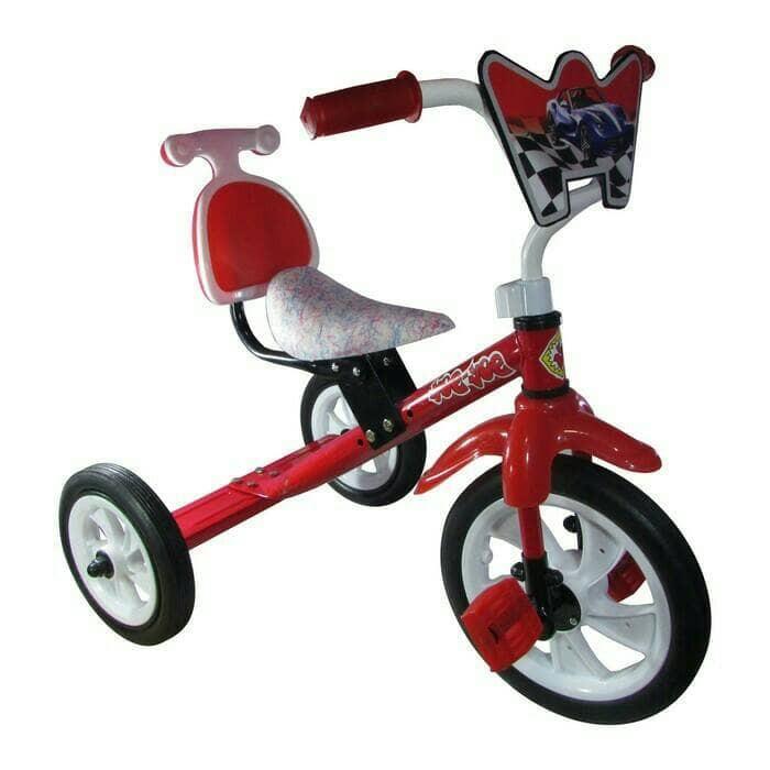 harga Sepeda bmx roda tiga anak tricycle sandaran yoe yoe warna Tokopedia.com
