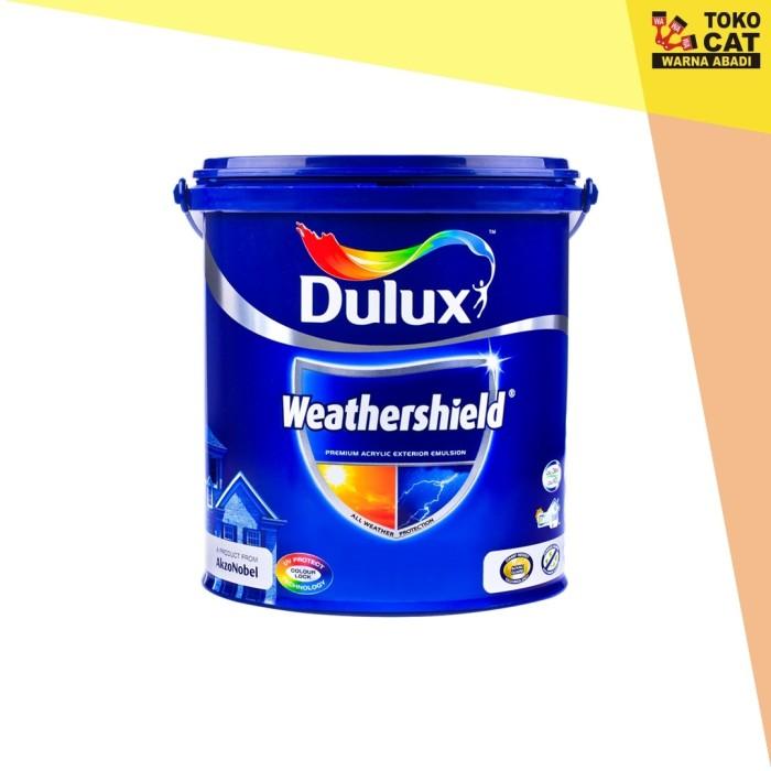 Jual Cat  Tembok  Dulux  Wheatershield 2 5 Liter Warna