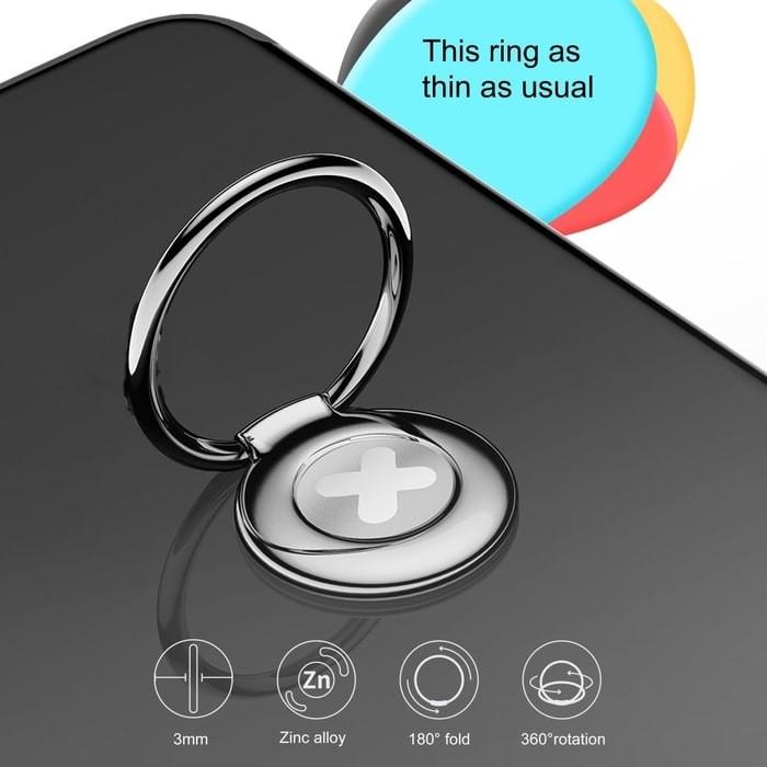 BASEUS Ring Holder Cincin Hp Symbol Ring Bracket Series