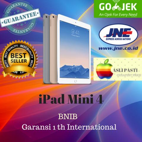 [HOT MURAH] BNIB iPad mini 4 Wifi Only 16gb space grey/silver/gold
