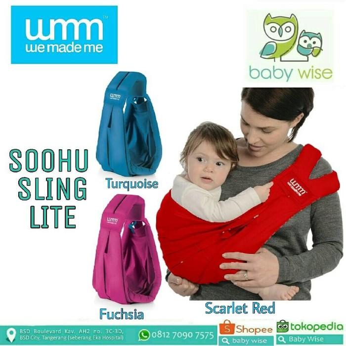 c7788518dd9 Jual We Made Me Soohu Sling Lite - Baby Wise