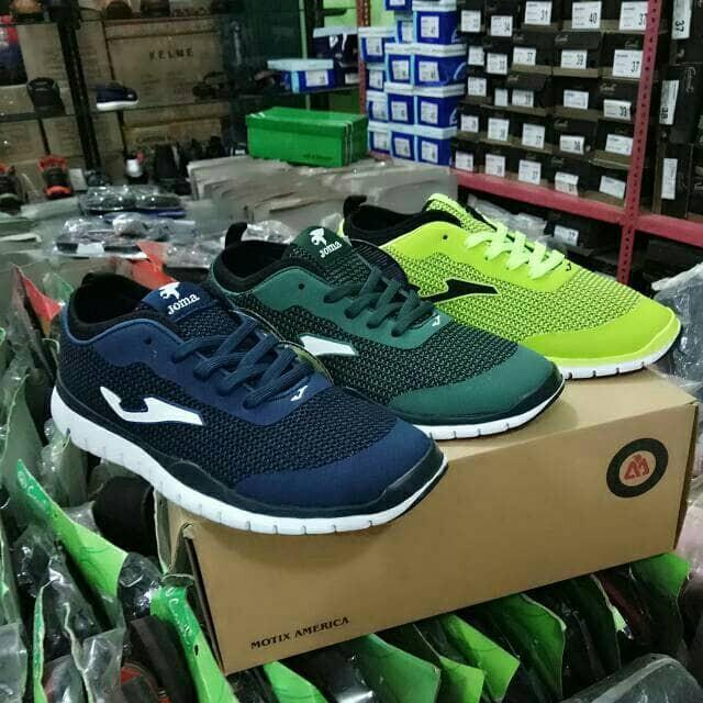 Calci Running Shoes Sepatu Lari Blaze Biru Daftar Update Harga Source ·  Sepatu Joma Knitro Original 9243ba82a1