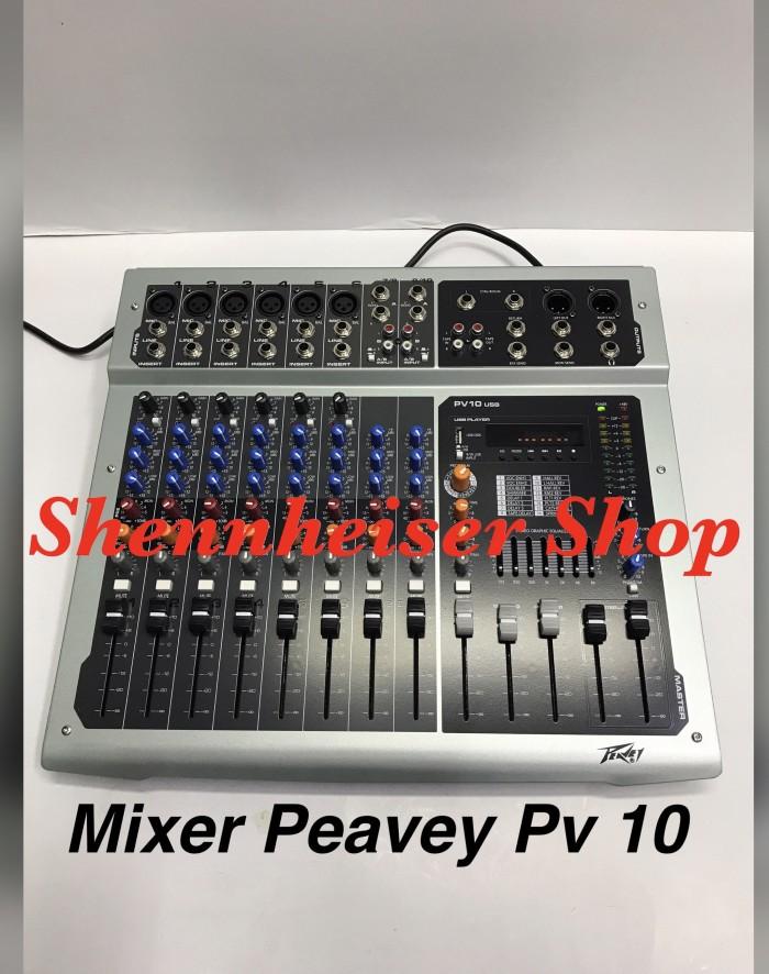 harga Mixer peavey pv 10 usb Tokopedia.com