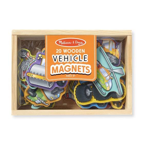 Jual Melissa Doug – Wooden Vehicle Magnets / 8588 Harga Promo Terbaru