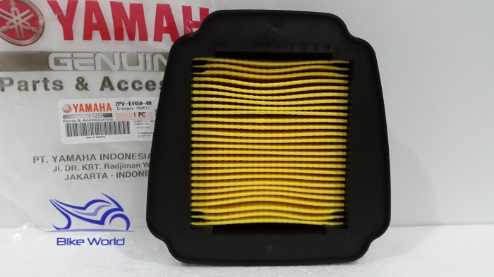 harga Filter udara jupiter mx king 2pv-e4450-00 yamaha genuine parts Tokopedia.com