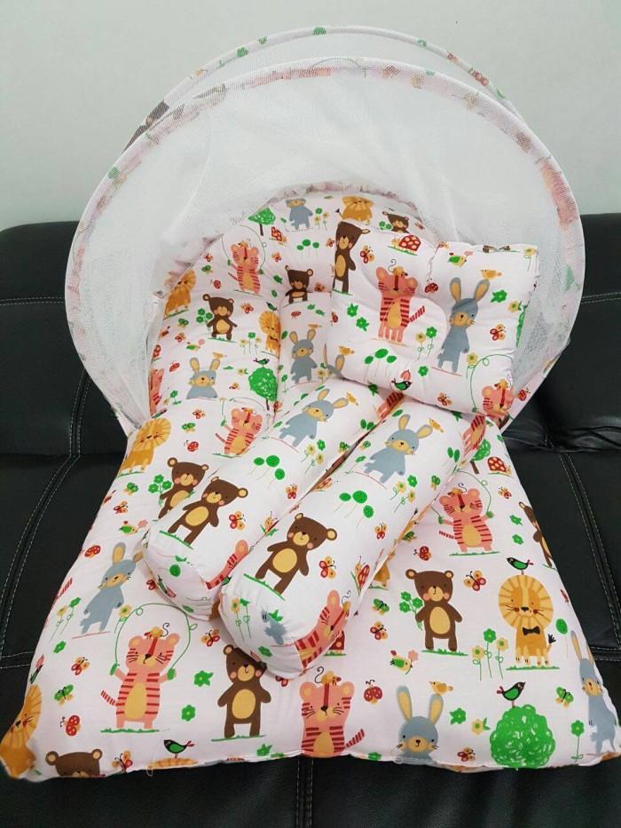 harga Kasur bayi kelambu lipat/kasur bayi karakter Tokopedia.com