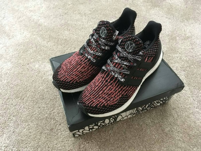 9e38ac4a8 Adidas Ultra Boost 3.0 Chinese New Year UA Perfect Quality Boost CNY
