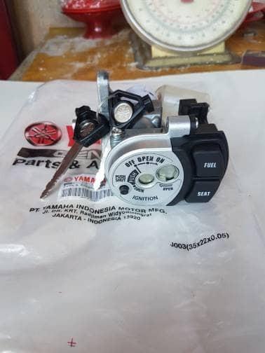harga Kunci Kontak Aerox 155cc Tokopedia.com