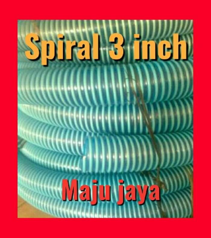 harga Selang hisap spiral 3 pompa air alkon irigasi sawah lakoni nlg shark Tokopedia.com