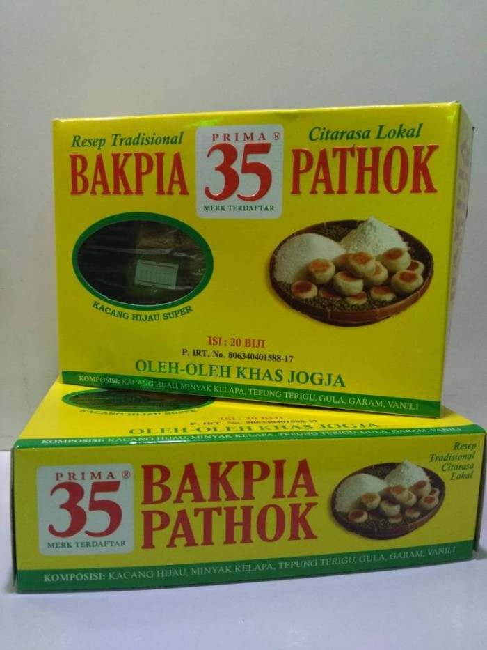 harga Bakpia pathok Tokopedia.com