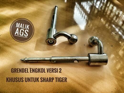 harga Grendel engkol sharp tiger v.2 Tokopedia.com
