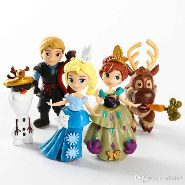 harga Miniatur frozen Tokopedia.com