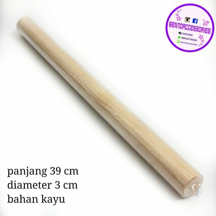 harga Rolling pin kayu Tokopedia.com