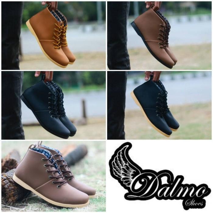 ... harga Sepatu casual pria murah dalmo brodo original handmade  Tokopedia.com cac9c6cc76