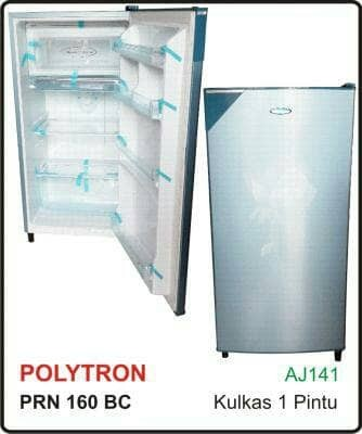Katalog Kulkas Polytron 1 Pintu Travelbon.com