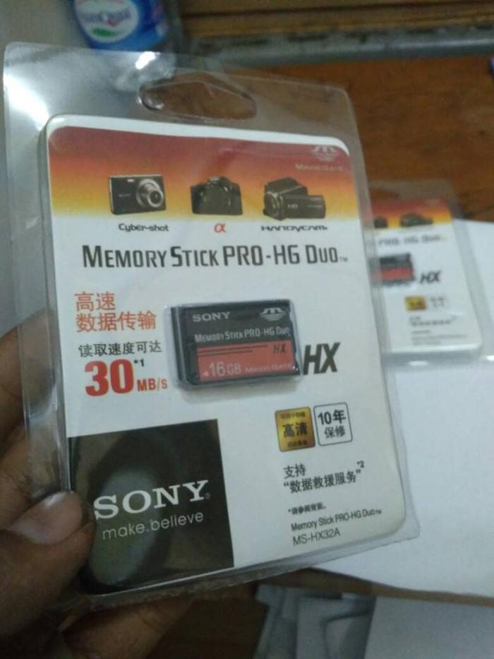 harga Sony memory stick pro2 :16gb Tokopedia.com