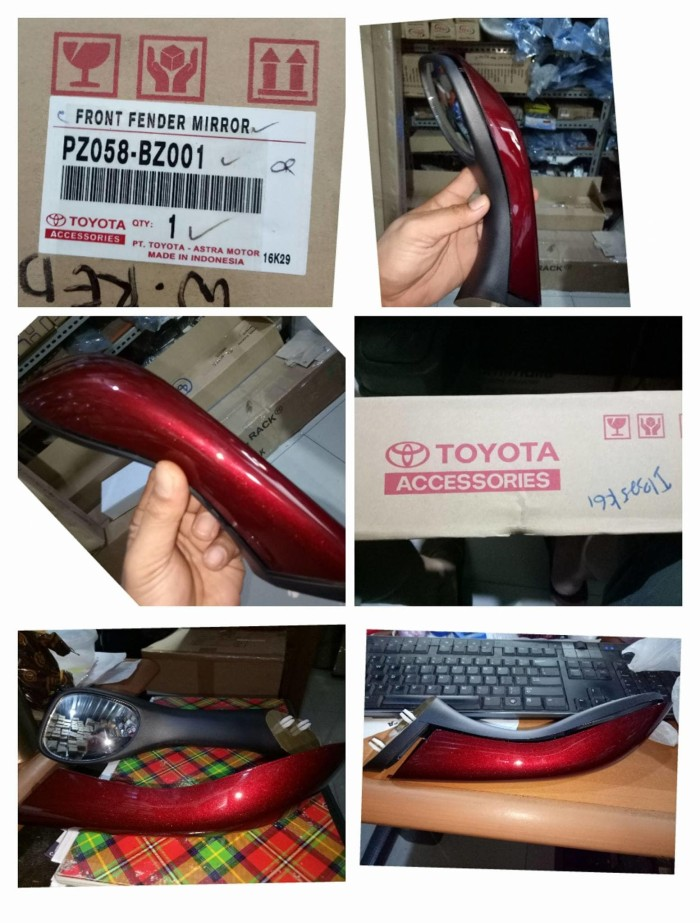 harga Spion kap mesin mobil rush terios original - trfmrori Tokopedia.com