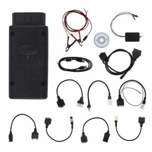 Motorcycle Diagnostic Tool Read Fault Code For Yamaha Motorcycle Scanner Handle