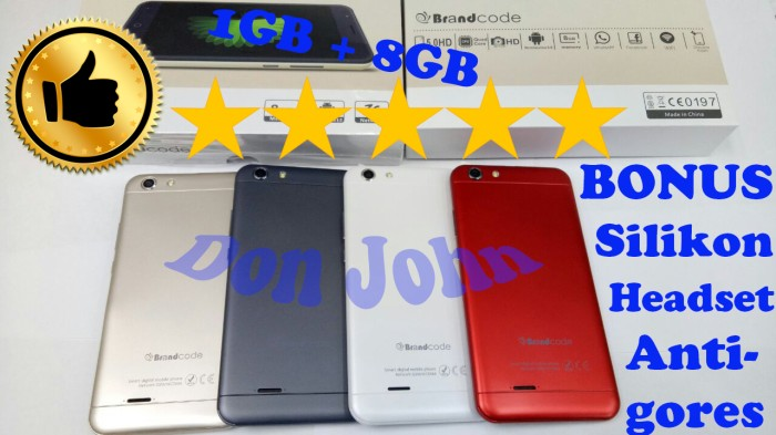 Brandcode b11 mate8 mate 8 android 3g rival prince evercoss one x
