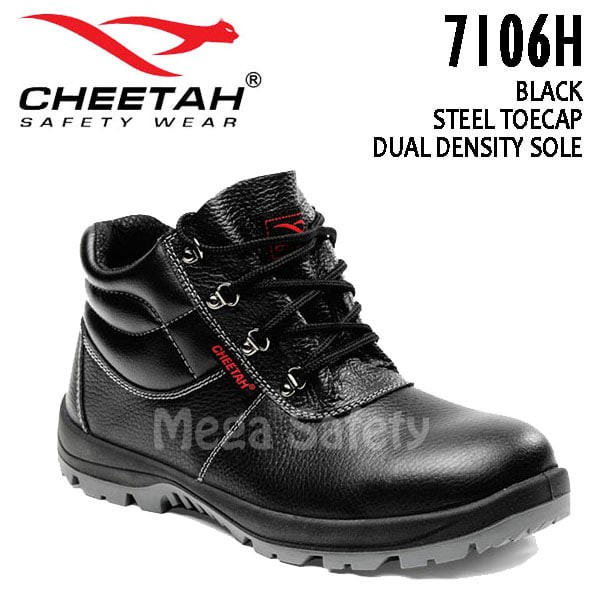 d84b4e2236c Jual Sepatu Safety Shoes Cheetah 7106H - Jakarta Barat - Mega Safety |  Tokopedia