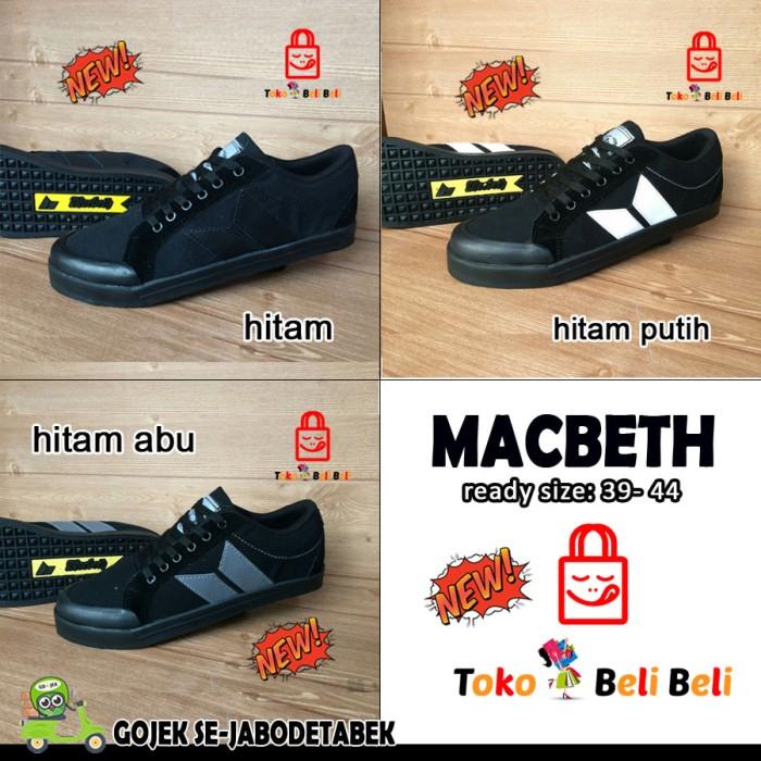 harga Sepatu macbeth. sepatu pria. sepatu sneakers. macbeth shoes Tokopedia.com