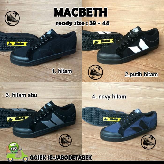 harga Sepatu macbeth. sepatu sneakers. macbeth shoes Tokopedia.com